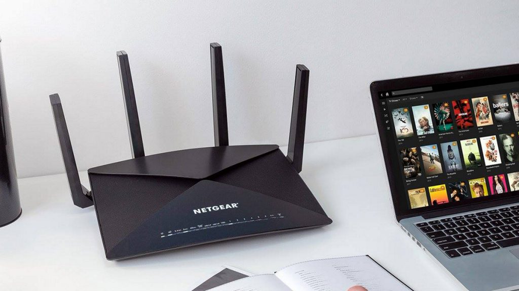Overview of the Nighthawk X10 AD7200