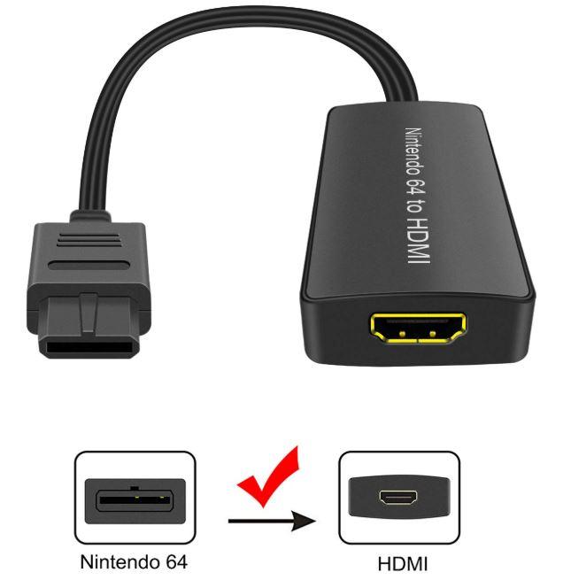 LaboenNintendo64 To HDMI Converter