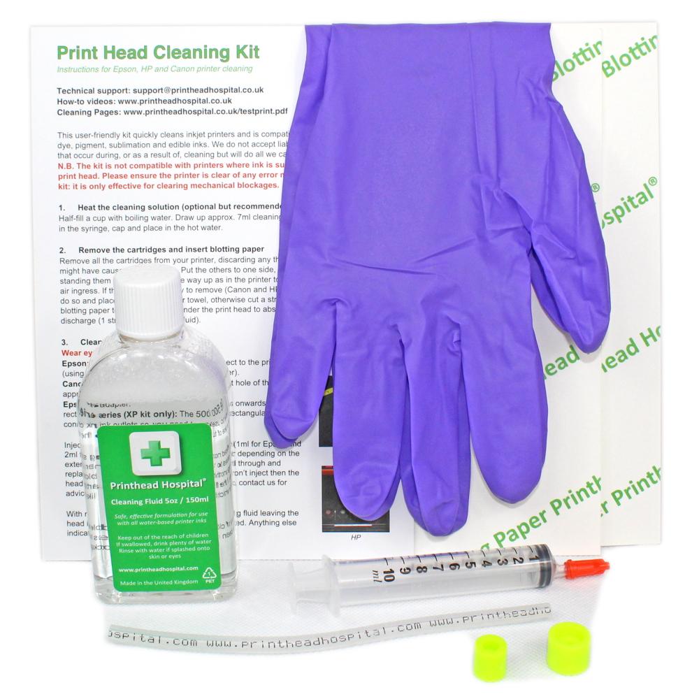 Printhead Hospital Cleaning Kits