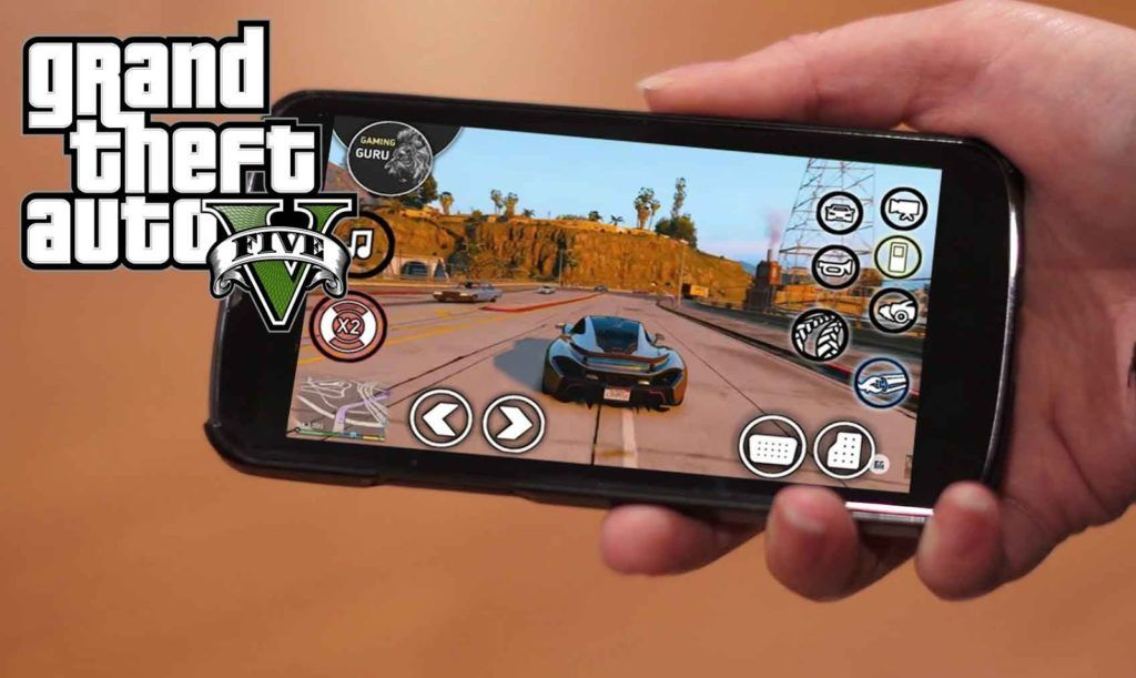 GTA 5 Android Review