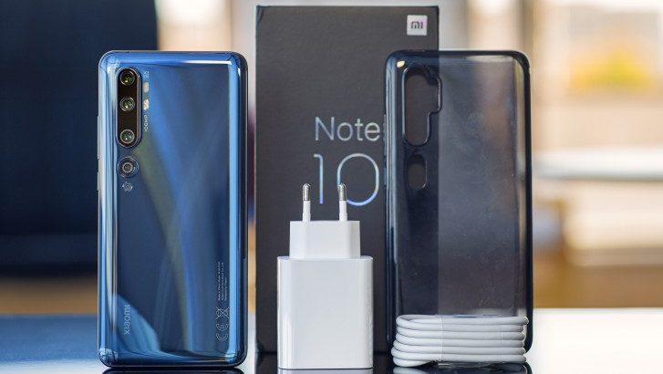 Xiaomi Redmi Note 10+pro