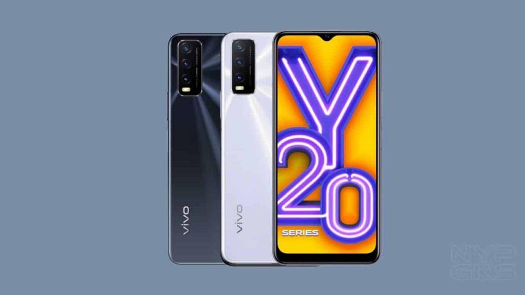Vivo Y20 Specification